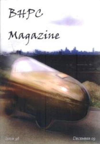 Picture of BHPC Magazine Issue 98