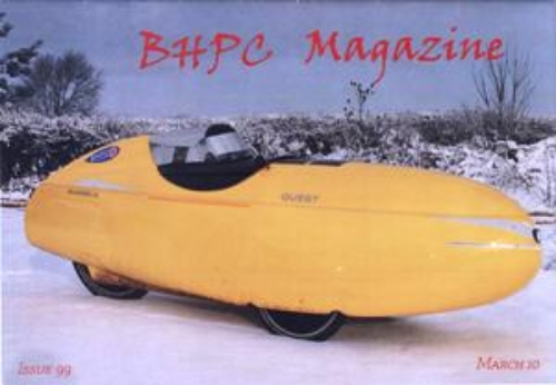 Picture of BHPC Magazine Issue 99