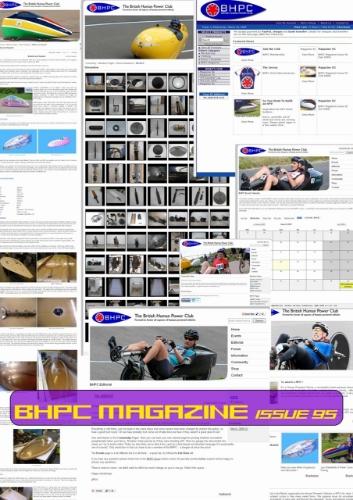 Picture of BHPC Magazine Issue 95
