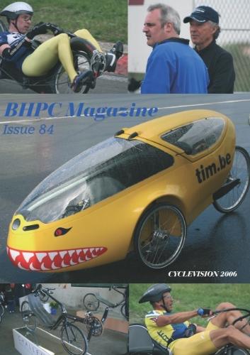 Picture of BHPC Magazine Issue 84