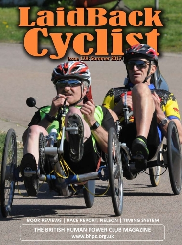 Picture of LaidBack Cyclist Issue 128