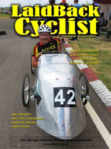 Picture of LaidBack Cyclist Issue 129