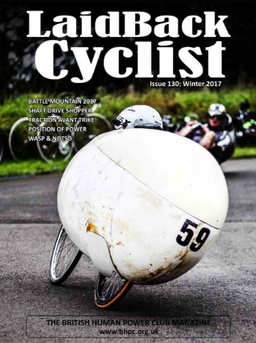 Picture of LaidBack Cyclist Issue 130