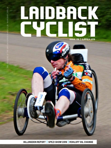 Picture of LaidBack Cyclist Issue 136