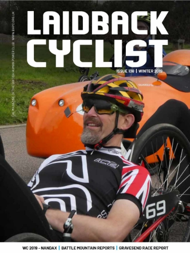 Picture of LaidBack Cyclist Issue 138