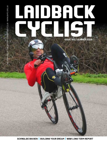 Picture of LaidBack Cyclist Issue 140