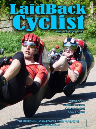 LaidBack Cyclist Issue 131