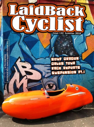 LaidBack Cyclist Issue 132