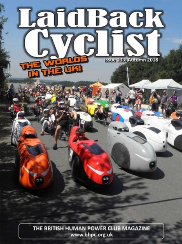 LaidBack Cyclist Issue 133