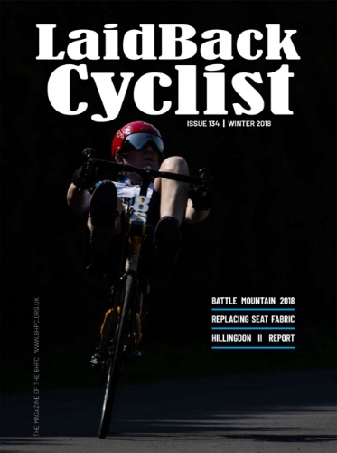 Picture of LaidBack Cyclist Issue 134