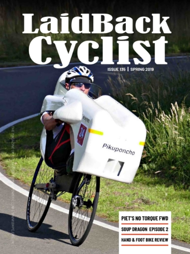 LaidBack Cyclist Issue 135