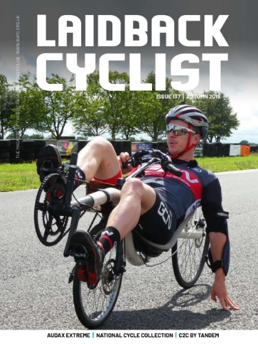 Picture of LaidBack Cyclist Issue 137