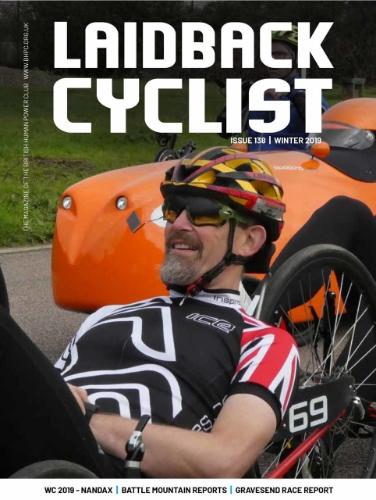 Laidback Cyclist #138