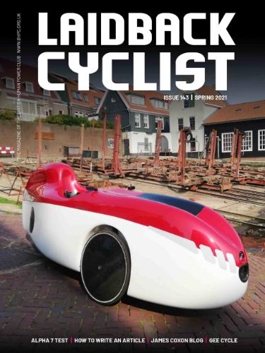 LaidBack Cyclist issue 142