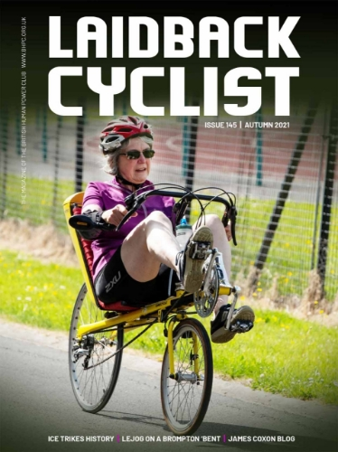 Picture of LaidBack Cyclist Issue 145